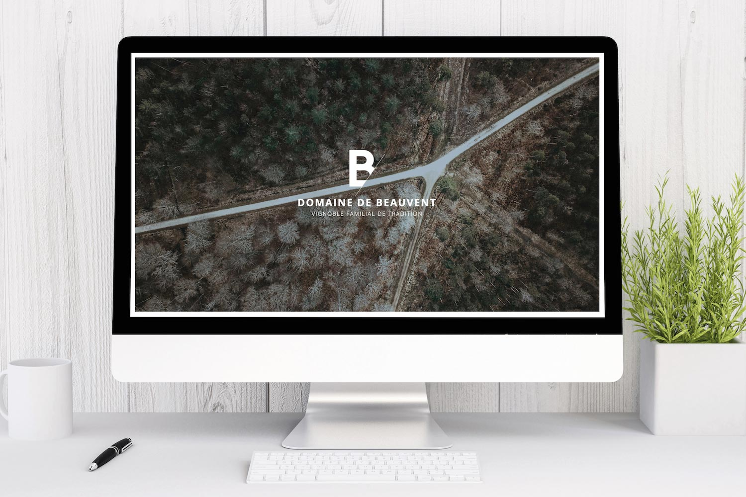 DomainedeBeauvent_Webdesign