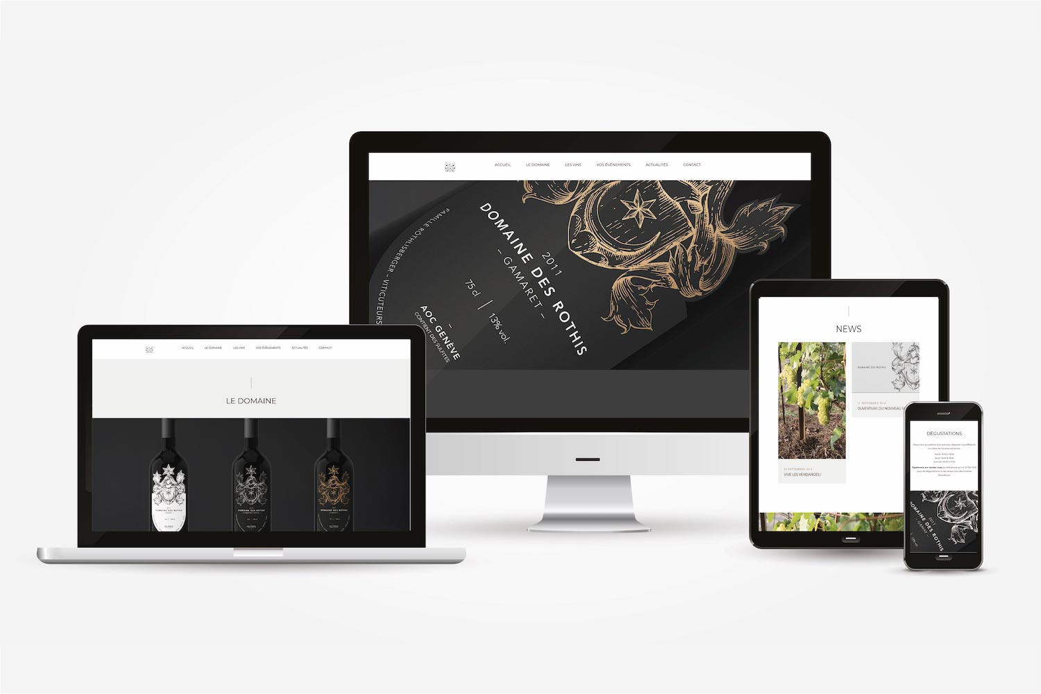 DomainedesRothis_Webdesign