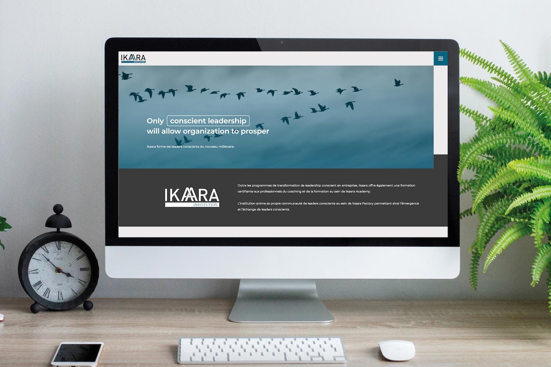 Ikaara_Webdesign