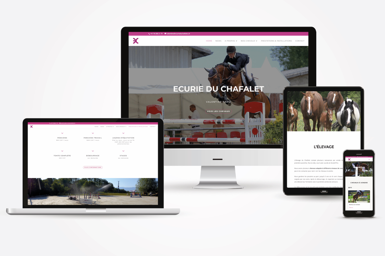 Chafalet_Webdesign